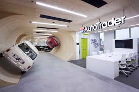 Auto Trader Oregon A Look Inside Autotrader39s Cool London Office Officelovin