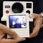 This Retro Polaroid Camera Prints Out GIFs