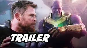 <b>Avengers</b> Infinity War Scene - <b>Thanos Infinity Gauntlet</b> and Odin's ...
