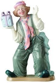<b>Фигурка</b> «<b>Клоун с подарком</b>» (артикул Z2406) - Проект 111
