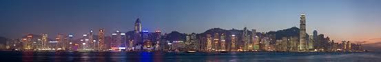 Afbeeldingsresultaat voor skyline hong kong
