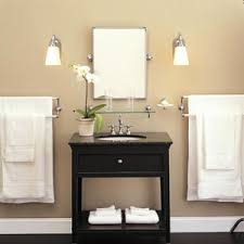 simple yet stylish these bright white basic wall sconces will give you all the light bathroom sink lighting