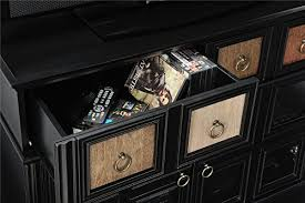 029986175205 altra furniture ryder apothecary tv console black 42 carousel main 6 amazoncom altra furniture ryder apothecary