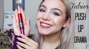 <b>Maybelline</b> Falsies <b>Push Up Drama</b> Review + Demo! - YouTube