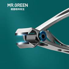 <b>MR</b>.<b>GREEN Nail clippers</b> Trimmer Stainless Steel Nail tools ...