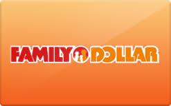 Turn Family Dollar Gift Cards into Cash | QuickcashMI