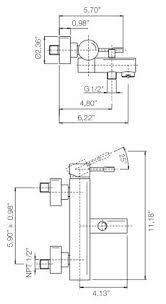 <b>Смеситель для ванны</b> с душем <b>FIMA</b> Spillo F3224/1BS ...