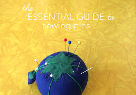 6 Types of Sewing <b>Pins</b> Every Sewist Should Have on Hand