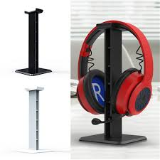 <b>Headphone Holder Head</b> Mounted Hook Display Shelf Headphone ...