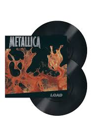 <b>Metallica</b> - Load - <b>2 LP</b> - Official Thrash Metal Merchandise ...