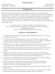 how to write a cv for teaching position cover letter for teaching position best photos of cover letter rufoot resumes esay and templates