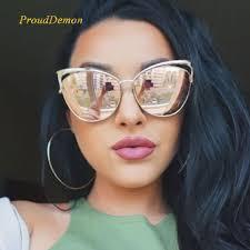 New <b>Fashion Cat Eye</b> luxury 2019 Sunglasses Women <b>Brand</b> ...