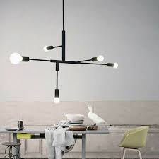 Hanglamp <b>Nordic</b> bedroom <b>Modern</b> E27 Gold Lamp <b>Pendant</b> ...