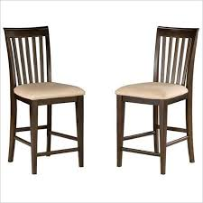 atlantic furniture mission pub chair in antique walnut set of 2 atlantic mission work table