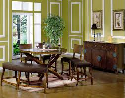 dining room options stylish exquisite traditional dining room design ideas featuring awesome round wooden table with amazing bamboo furniture design ideas