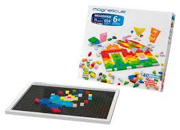 <b>Мозаика</b> Magneticus 6+, 654 элемента, 11 цветов, <b>40 этюдов</b>