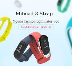 Интернет-магазин BOORUI <b>mi</b> band 3 <b>ремешок силиконовый</b> ...