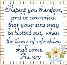 Image result for Acts 3:19 images