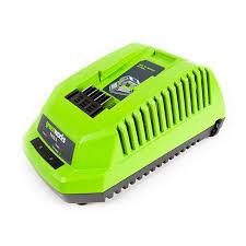 <b>Зарядное устройство GREENWORKS 40</b> V 2904607: купить за ...