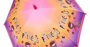 Купить <b>Детский зонт</b> Три Слона Оранжевый Маленькая прицесса ...