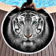 Online Shop for <b>round tiger</b> towel Wholesale with Best Price
