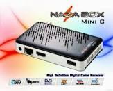 ATUALIZAÇÃO NAZABOX CABLE + E MINI C V1113 - 14/11/2014
