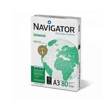 <b>Бумага Navigator Paper Universal</b> А4 80g m2 500 листов - Чижик