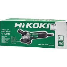 УШМ (болгарка) <b>Hikoki</b> G13SS2, 600 Вт, 125 мм в Волгограде ...