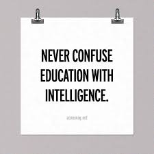 Having Pictures Of Intelligence Quotes. QuotesGram
