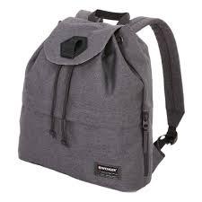 <b>Рюкзак</b> WENGER, ткань <b>Grey Heather</b>, 16 л, cерый — купить в ...