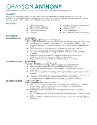 resume templates for corrections officer example good correctional officer resume samples