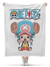 Плед флисовый 130×170 см <b>One Piece</b> #2447791 – купить плед с ...