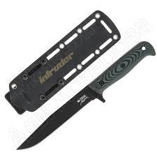 <b>Тактический нож Intruder</b> (сталь D2 BT, рукоять микарта) с ...