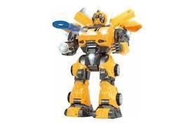 <b>Радиоуправляемый</b> робот трансформер Defatoys, стреляет ...