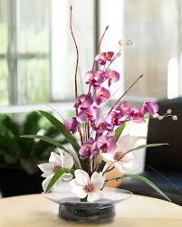 artificial flower decoration white soft sculpture wired