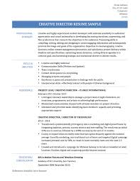 creative director resume templates samples and tips online creative director resume