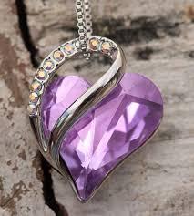 Leafael Infinity Love Heart Pendant Necklace ... - Amazon.com