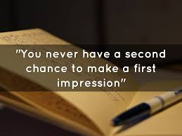five ways to make a better first impression at a job interview