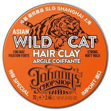 Купить <b>Матирующая глина</b> для волос <b>устойчивой</b> фиксации Wild ...