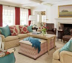 decor red blue room full: meadow view tobi fairley interior design red turquoise fireplace