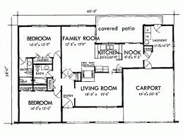 Adobe House Plan   Square Feet and Bedrooms from Dream    Level