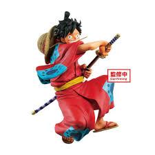 <b>One</b> Piece King of Artist The <b>Monkey D</b>. <b>Luffy</b> Wanokuni Statue ...