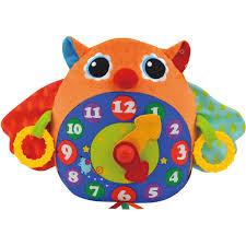<b>Мягкая игрушка</b> часы-сова K's kids(KA662) (1001378370) купить в ...