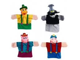 Купить игрушку <b>Кукольный театр Жирафики</b> Три поросенка по ...