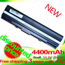 2017 Wholesale 4400mah <b>6 Cells</b> Laptop <b>Battery For Asus</b> Eee Pc ...