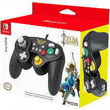 Купить Nintendo Switch <b>Геймпад Hori Battle</b> Pad (<b>Zelda</b>) для ...