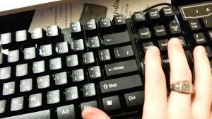 Обзор <b>клавиатуры ГАРНИЗОН GK 200G</b> - YouTube