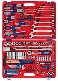 <b>Набор инструментов МАСТАК</b> 01-155C (155 предм.) — купить по ...