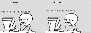 Funny Memes - Predicting my summer via Relatably.com