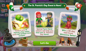 Taste of Ireland - FarmVille 2